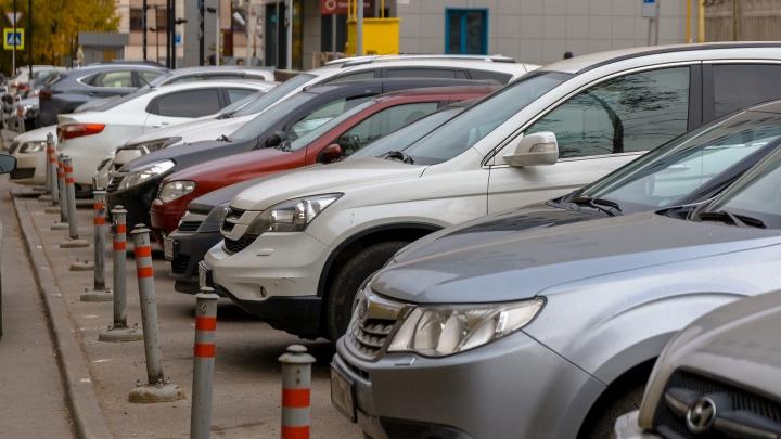 В Самарской области для многодетных семей все парковки хотят сделать бесплатными