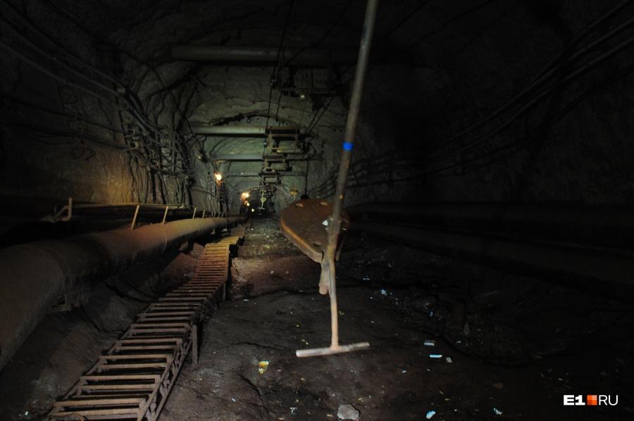 ВСвердловской области взаброшенной шахте пропали три человека
