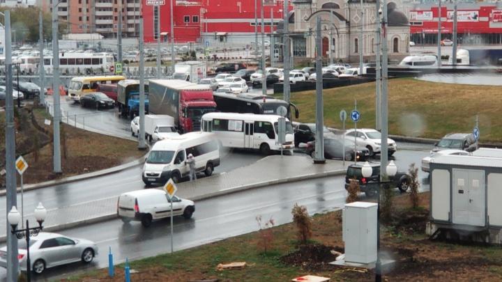 «Одна авария парализует дорогу»: самарцы предложили расширить Московское шоссе