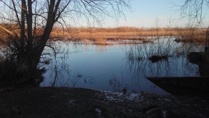 Первый этап позади: степные реки в Башкирии прошли максимальный уровень