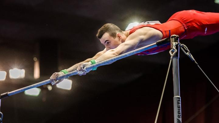 Челябинец завоевал бронзовую медаль на соревнованиях по спортивной гимнастике