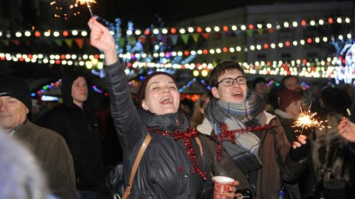 С 15 декабря по 8 января: появилось расписание новогодних гуляний в Ярославле
