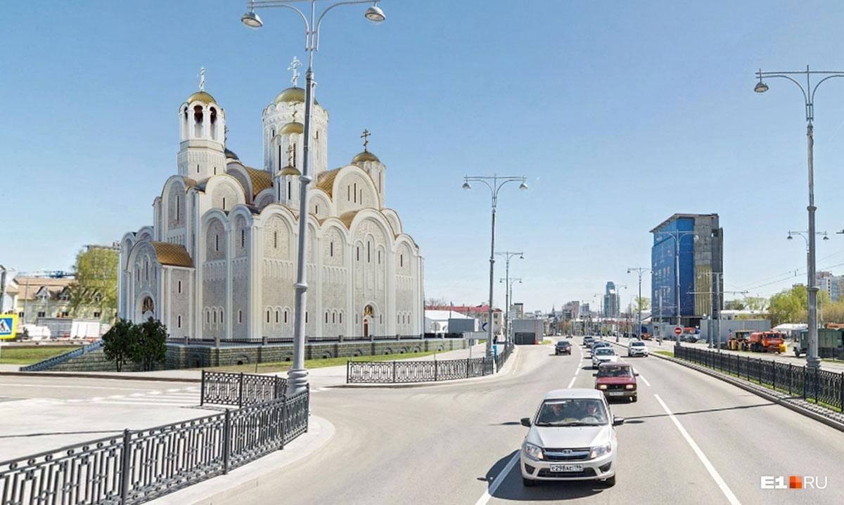 На месте, где хотели строить «Стражей Урала»