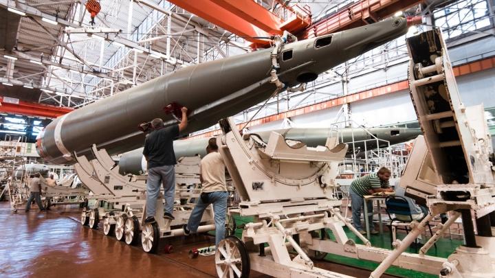 Роскосмос показал, как делают ракеты «Союз-2» на самарском «Прогрессе»