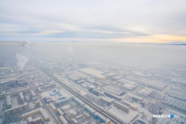 Приложение будет собирать данные о загрязнении с 11 стационарных источников и 3 передвижных лабораторий