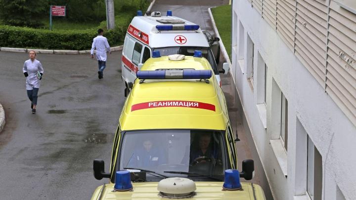 Проволока вошла в глаз: в Башкирии работник предприятия получил травму