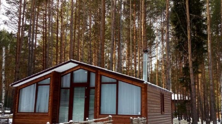 Уральцы нашли еще одно шикарное место для отдыха рядом с городом