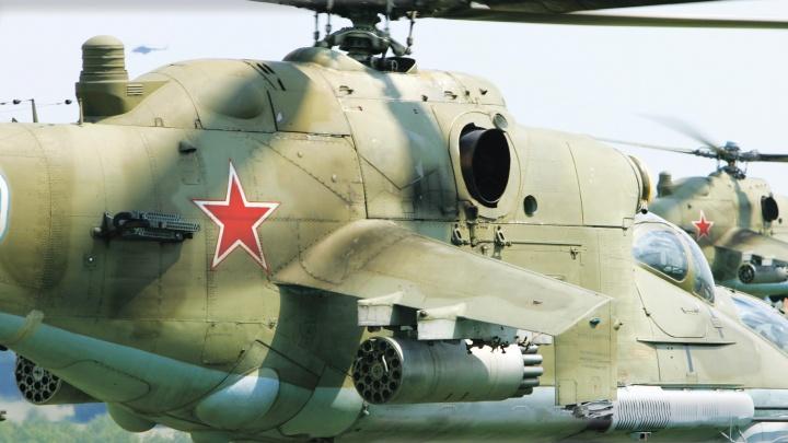 Ростовские вертолеты украсили календарь Минобороны на 2019 год