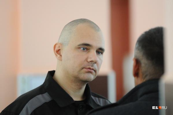 Сейчас Лошагин находится в колонии Екатеринбурга