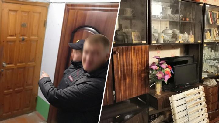 Один прикинулся сантехником, другой обокрал квартиру. В Ишиме от рук мужчин погибла пенсионерка