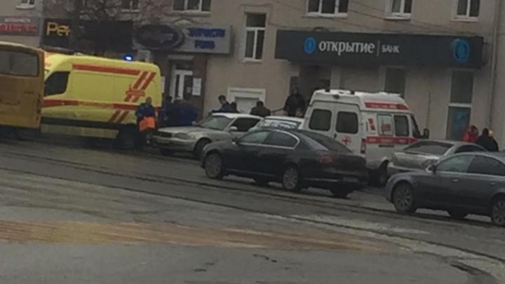В Екатеринбурге налетчик застрелил клиента банка «Открытие». Его филиал до этого грабили в Тюмени