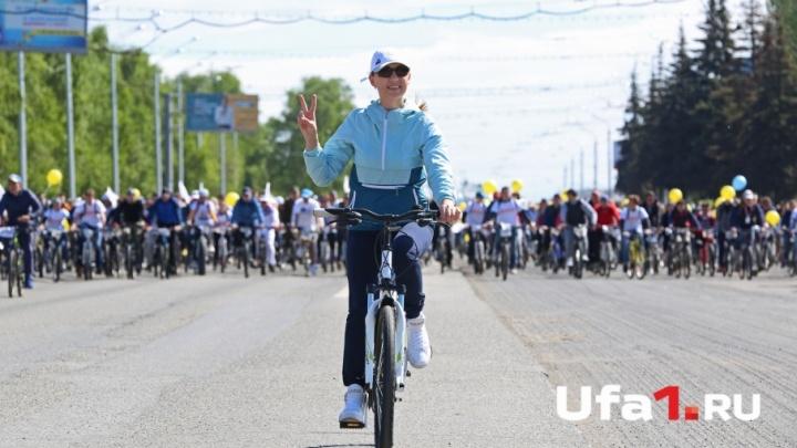 «День 1000 велосипедистов» в Уфе: как побороть лень и оправдать лишние пирожки