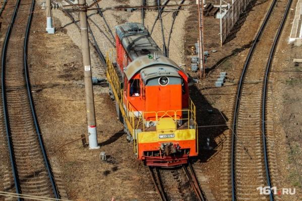 Автодороги разрушила тяжелая техника во время строительства железнодорожной ветки