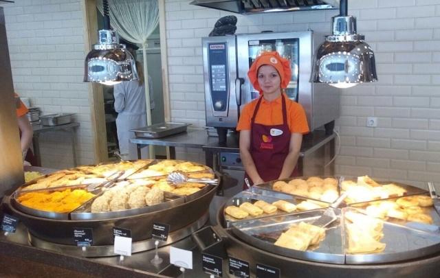 «Вилка-Ложка» в Кургане: вкусно, быстро и недорого