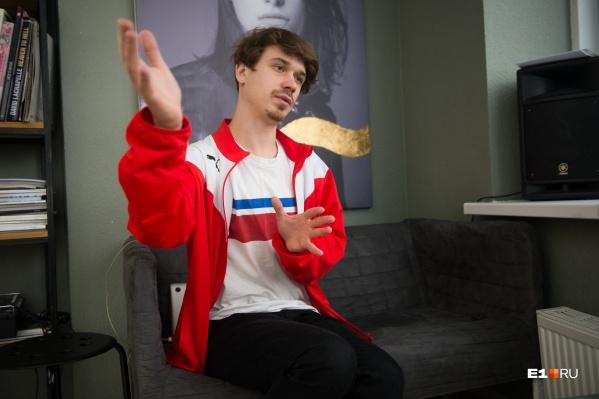 Иван Соснин снимает киноальманах с актёрами Коляда-театра и самыми известными артистами России