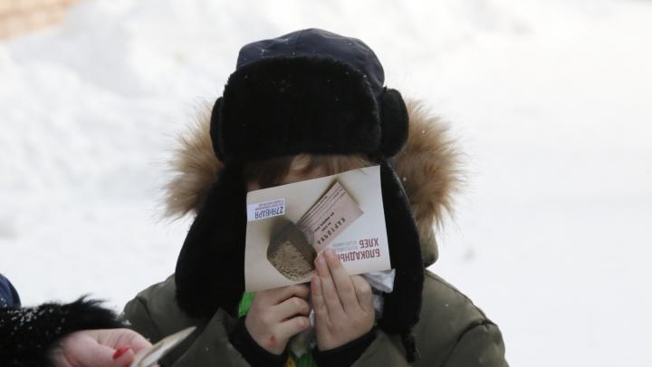 Открытки, квест и черный хлеб: как Архангельск вспоминал освобождение Ленинграда от блокады