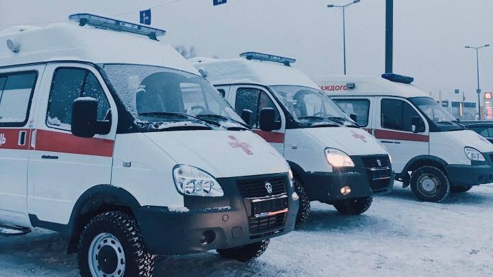 Пермские станции скорой помощи закупили машины повышенной проходимости