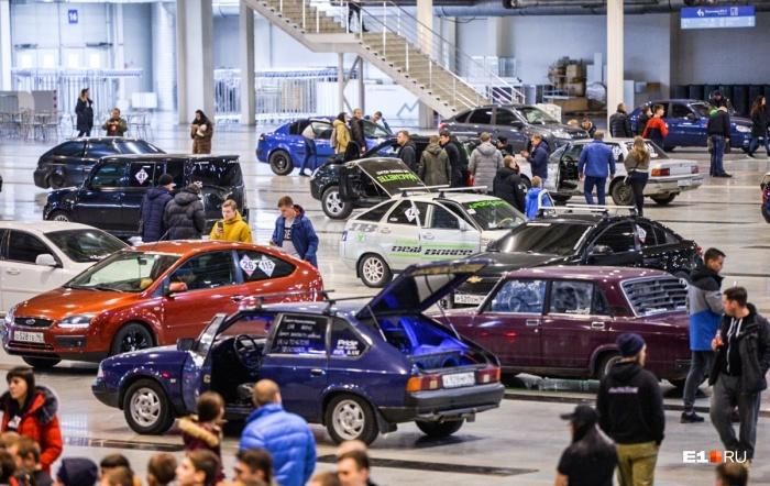 В «Екатеринбург-Экспо» пройдёт первый в этом году фестиваль автозвука