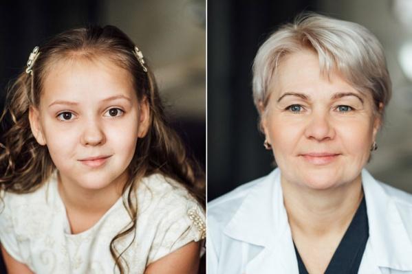 Фотограф Светлана Ерыгина сняла 12 пар пациентов и врачей для проекта «Плечо к плечу»