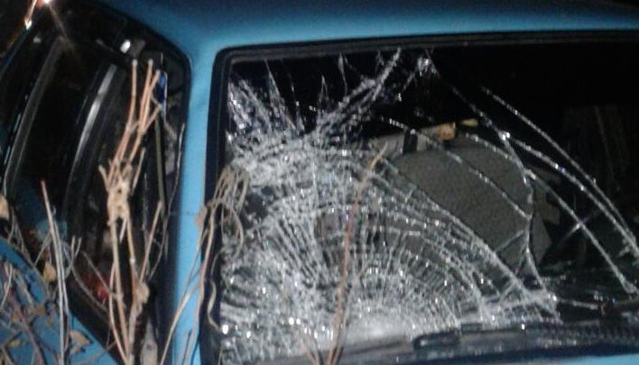 В Башкирии водитель на «девятке» сбил пешехода и скрылся с места ДТП