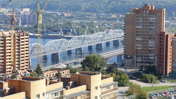 Решено построить короткую дорогу к новому мосту из Студгородка
