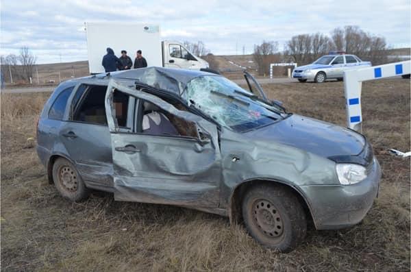 Смертельное ДТП в Башкирии: водитель выехал на встречку под знак «Обгон запрещен»