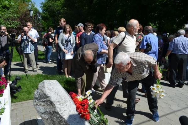 В этом году исполнится 57 лет со дня Новочеркасской трагедии