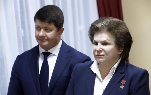 «Она родная только для Слепцова»: Валентину Терешкову затравили после защиты мэра Ярославля