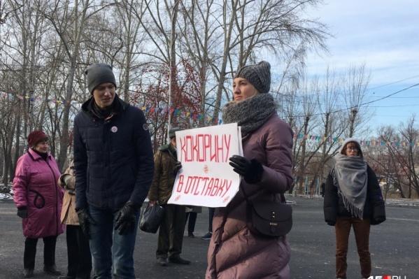 Отставку Кокориной начали требовать после закрытия четвертого отделения противотуберкулезного отделения