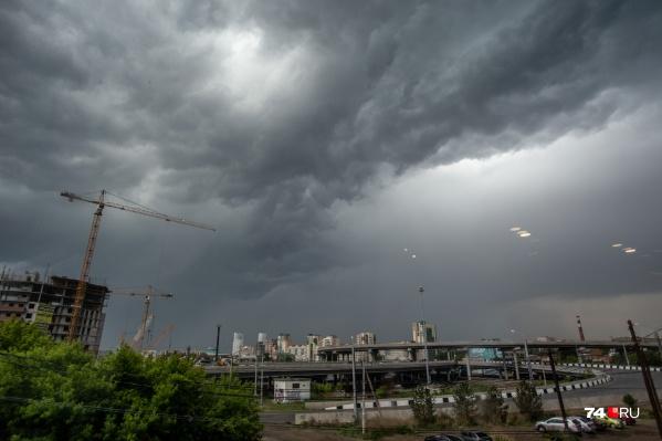 Гроза и ливни в Челябинске ожидаются уже сегодня, 6 августа