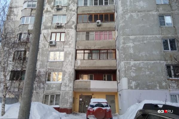 Дом на улице Молодёжной без отопления уже несколько дней
