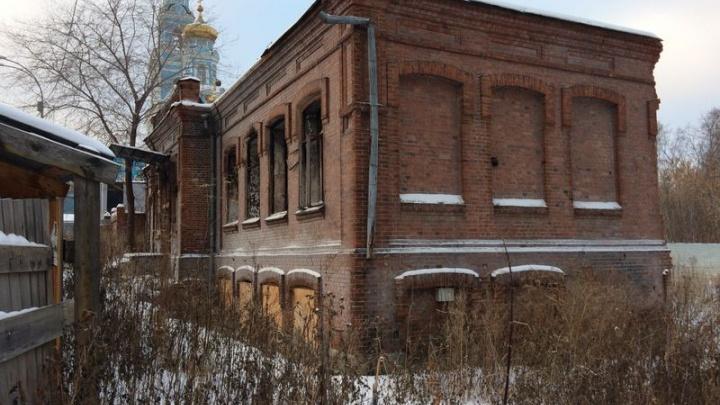 Полуразрушенную школу возле Вознесенской церкви выставили на продажу за 14 миллионов