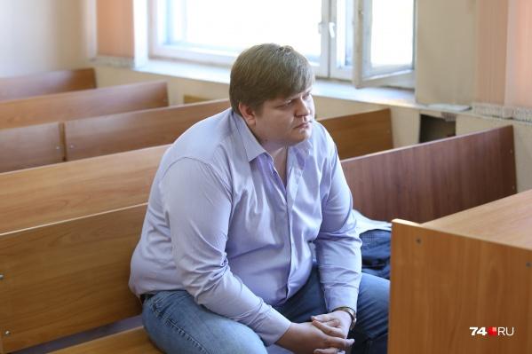Данила Кураков полностью признал свою вину и попросил рассмотреть дело в особом порядке