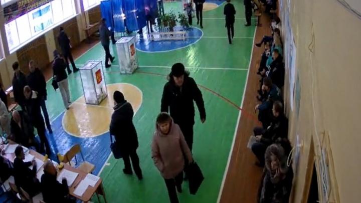 В Уфе на выборах умер избиратель