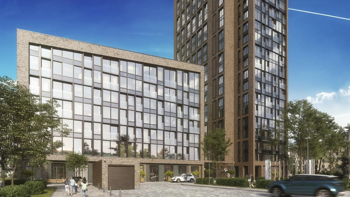 Новый дом станет идеальным местом для спокойной семейной жизни в самом центре Екатеринбурга