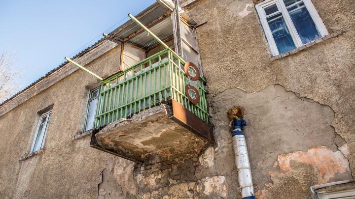 Новосибирск получит больше денег на расселение старых домов