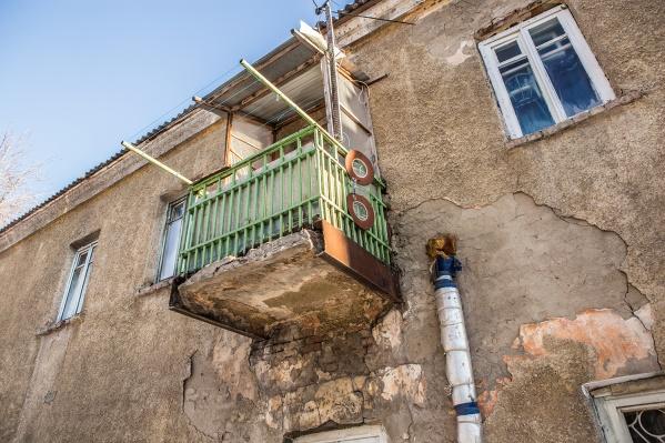 С 2008 года в Новосибирске расселили 242 многоквартирных аварийных дома