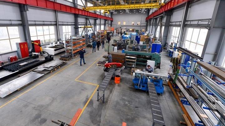 В ДГТУ открыли первый корпус нового технопарка