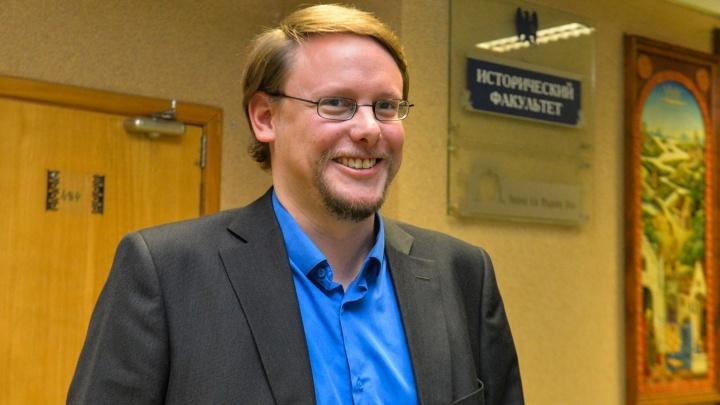 Британский учёный в Екатеринбурге: «Я не знаю весь город, но могу показать, где «Кировский»