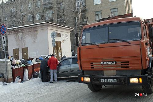 Выставлять счета за вывоз мусора с 1 января могут только регоператоры