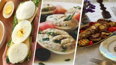 Провожаем Пасху: четыре рецепта для тех, кто сварил слишком много яиц