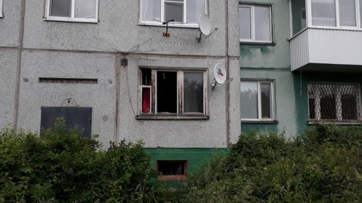 Пенсионерка в Маймаксе погибла в пожаре