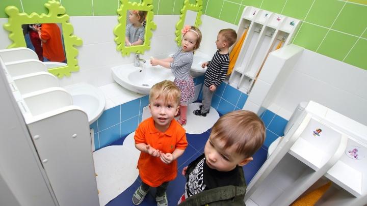Английский детский сад набирает детей летом без вступительного взноса