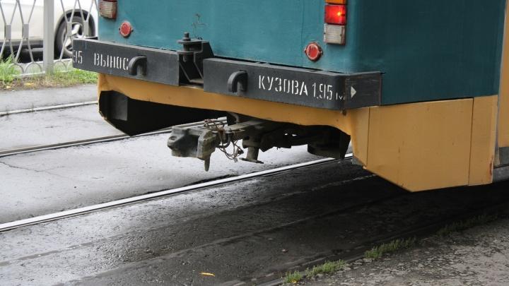 Давно пора: на Уралмаше соединят два трамвайных кольца, между которыми всего 500 метров
