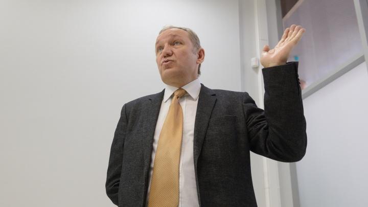 Андрей Гавриловский: «В случае повышения налога на имущество бизнес просто побежит из Екатеринбурга»
