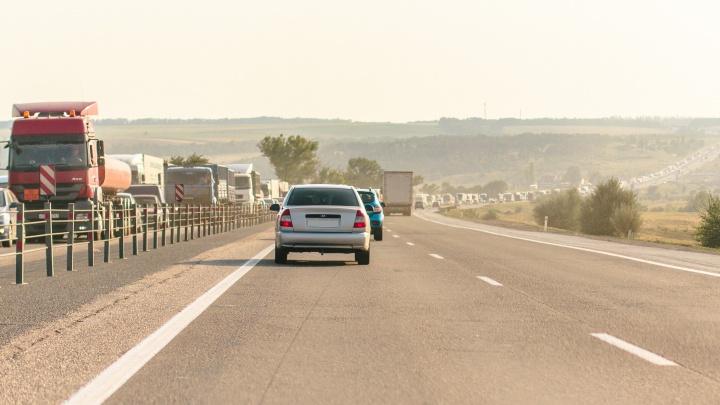 Съезды с нового моста через Волгу обустроят у села Шигоны и в районе трассы Тольятти — Ягодное