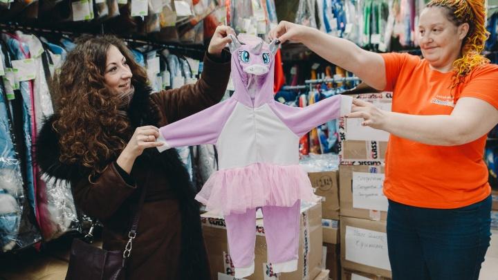 От свинок до Харли Квинн: разглядываем забавные детские костюмы на новогодние утренники