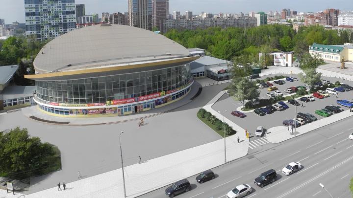 «Сквер или парковка?»: мэрия объявила голосование за благоустройство территории возле цирка
