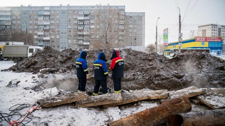 Где ждать новых ЧП и почему трубы рвутся после летних ремонтов: разбираем причины аварии на Северо-Чемском
