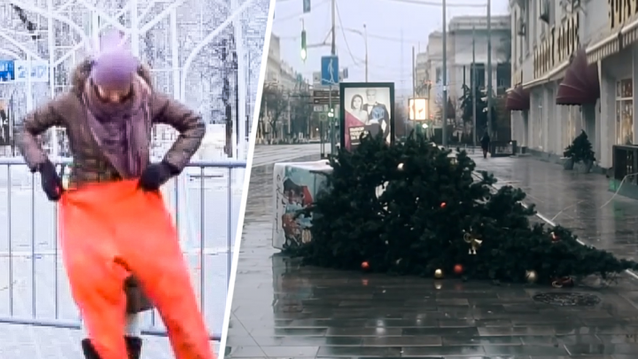 В Ростове сняли фильм про 1 января — «День, которого нет»
